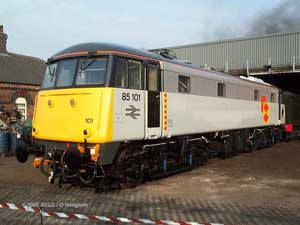 85101 at Barrow Hill